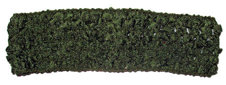 Olive Green 1.5 inch Crochet Headband - 12 pack